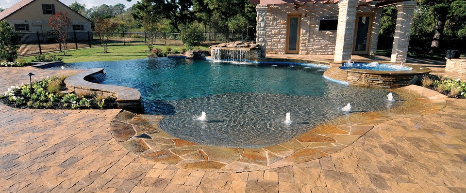Pool Paver Installation in Tarrant County