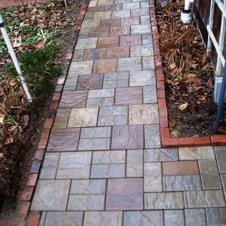 driveway pavers in Fort Worth Texas